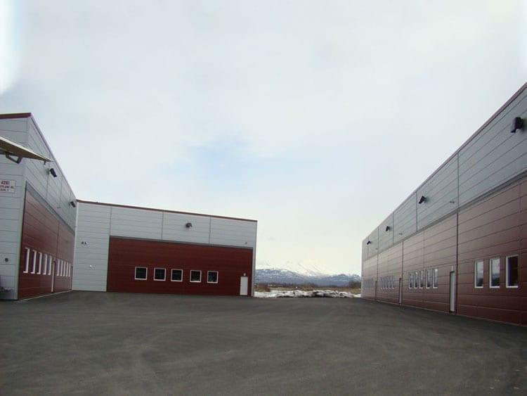 Prefab Aircraft Hangars