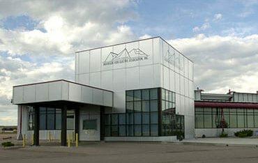 Institutional Metal Buildings