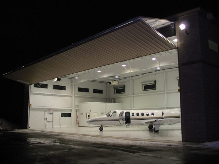 airplane hangars design
