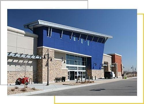 Prefabricated Retail Metal Buildings