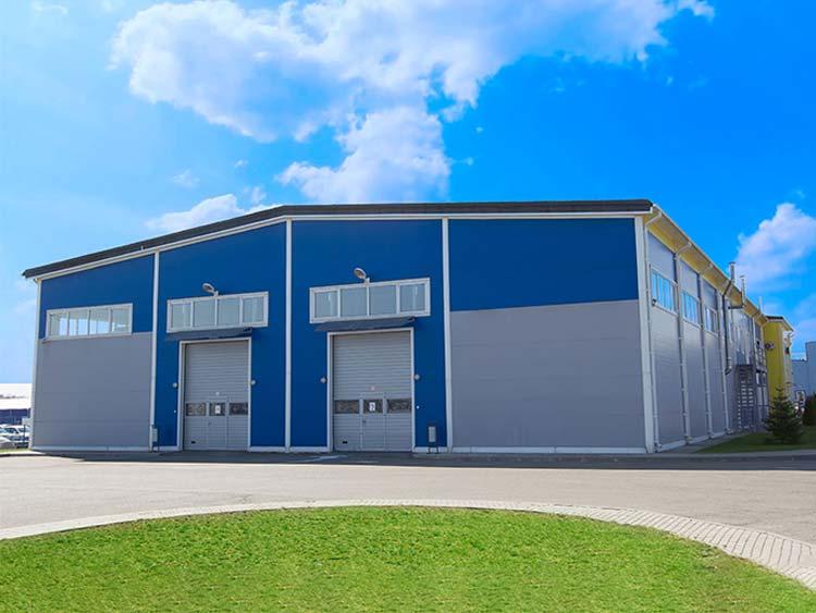 metal warehouse building kits