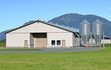 Farm & Ranch Metal Buildings