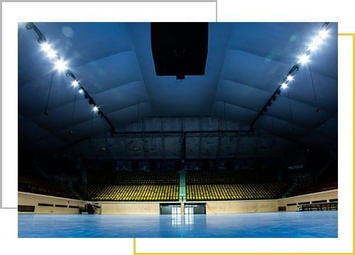 Indoor Sports Buildings