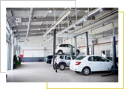 Auto Repair Shop Buildings