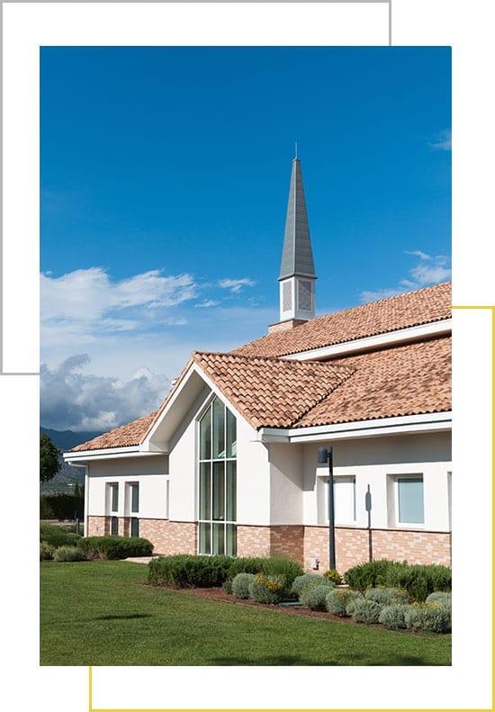 Metal Church Buildings