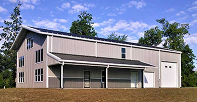 Why People Choose Metal Buildings For Their Home?