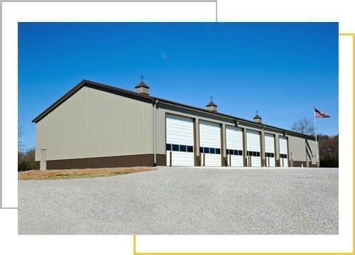 RV Metal Storage Buildings