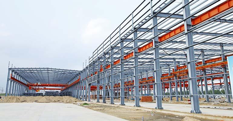 steel building kit supplier